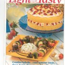 Taste Of Home Light & Tasty Magazine June July 2002