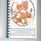 Home Cooking From The Heart Cookbook Regional Skilled Nursing New York