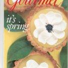 Gourmet Magazine April 2001 It's Spring The Magazine Of Good Living