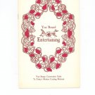 Year Round Entertaining Cookbook by Rochester Gas & Electric Company Vintage Regional New York