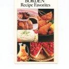 Borden Recipe Favorites Cookbook