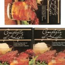 Lot Of 3 Comfort Of Life Recipe Guide by Southern Comfort