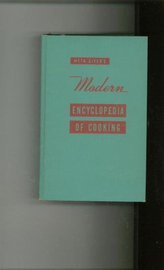 Modern Encyclopedia Of Cooking Volume II Cookbook By Meta Givens