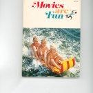 Kodak Movies Are Fun AW 3A Vintage