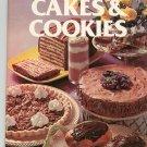 Wonderful Ways To Prepare Cakes & Cookies Cookbook by Jo Ann Shirley 086908061x Vintage