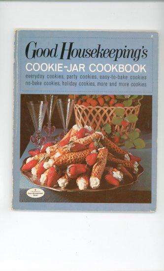 Good Housekeeping's Cookie Jar 2 Cookbook Vintage