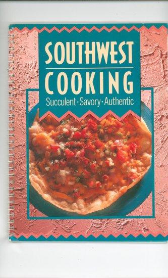 Southwest Cooking Cookbook 0517687577