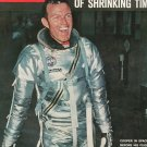 Life Magazine Cooper In Space Suit Before Flight Moon May 24 1963 Vintage