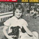 Life Magazine Jackie Kennedy Growing Up  April 26 1963 Vintage