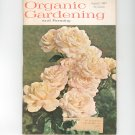 Organic Gardening And Farming Magazine August 1967 Vintage