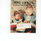 Womens Circle Home Cooking Cookbook Vintage July 1973