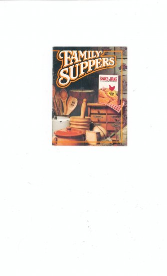 Family Suppers Recipes by Shake n Bake