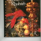 Rubens To Rhubard Cookbook Regional John & Mable Ringling Museum Of Art Florida 0916758354