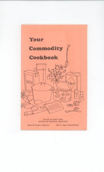 Your Commodity Cookbook State Of New York Office Of General Services