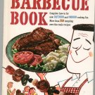 Better Homes & Gardens Barbecue Book Cookbook Vintage First Edition 6th Printing