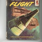 The Story Of Flight by Mary Lee Settle Childrens Book Vintage