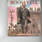 Meet Theodore Roosevelt by Ormonde De Kay Jr. Childrens Book Vintage
