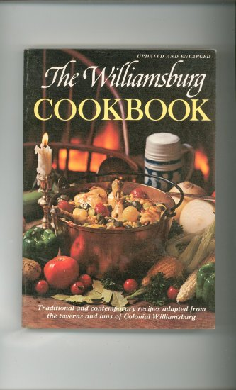 The Williamsburg Cookbook 0910412928