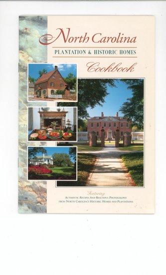 North Carolina Plantation & Historic Homes Cookbook 0936672927