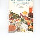 Your Waring Cookbook / Manual 7 Speed Blender  Vintage
