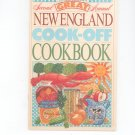 Yankee Magazines Second Great Annual New England Cook Off Cookbook 0899091997