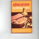 Romertopf Cooking Is Fun Cookbook 3870590874 Vintage