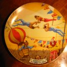 The Aerialists Ringling Brothers Barnum Bailey Circus Collector Plate With Certificate