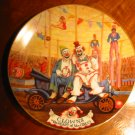 The Clowns Ringling Brothers Barnum Bailey Circus Collector Plate With Certificate