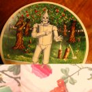 If I Only Had A Heart  From The Wizard Of Oz Collector Plate Collection With Certificate