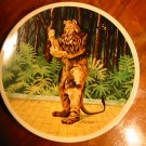 If I Were King  From The Wizard Of Oz Collector Plate Collection With Certificate