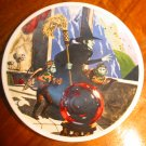 The Wicked Witch Of The West  From The Wizard Of Oz Collector Plate Collection With Certificate