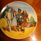 The Grand Finale  From The Wizard Of Oz Collector Plate Collection With Certificate