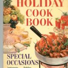 Better Homes & Gardens Holiday Cook Book Cookbook Vintage