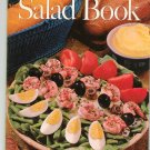 Sunset Salad Book Cookbook Vintage