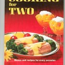 Better Homes & Gardens Cooking For Two Cookbook 069600450x