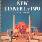 Betty Crockers New Dinner For Two Cook Book Cookbook Vintage First Edition 9602