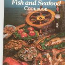 Ideals Fish And Seafood Cookbook by Patricia Hansen 0895526161 Vintage