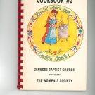 You Asked For It Cookbook #2 Regional Baptist Church New York Vintage