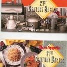Lot Bon Appetit 21st Century Basics Cookbook Volume 1 & Volume Two