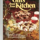 Better Homes & Gardens Gifts From Your Kitchen Cookbook Vintage 0696008807