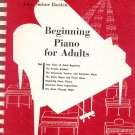 Beginning Piano For Adults GP23 James Bastien Jane Bastien 0910842027