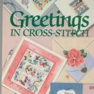 Greetings In Cross Stitch Vanessa Ann Collection 0848707001