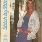 Stitch By Stitch Volume 8 Sewing Knitting Crochet Needlecraft 0920269087