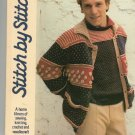 Stitch By Stitch Volume 9 Sewing Knitting Crochet Needlecraft  0920269095