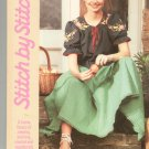Stitch By Stitch Volume 18 Sewing Knitting Crochet Needlecraft  0920269184