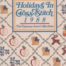 Holidays In Cross Stitch 1988 The Vanessa Ann Collection 0848707133