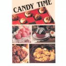 Candy Time Recipe Pamphlet by Leisure Arts