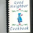 Good Neighbor Cookbook Regional New York