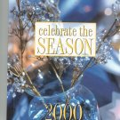 Better Homes And Gardens Celebrate The Season 2000 Cookbook Plus 0696211378