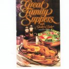 Great Family Suppers Cookbook With Shake N Bake General Foods